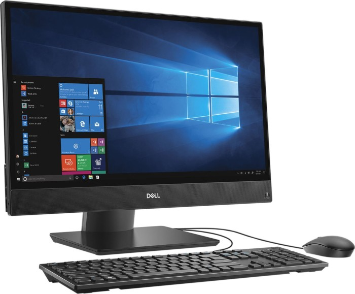 Dell OptiPlex 5260 All-in-One, Core i5-8500, 8GB RAM, 500GB HDD (HTF8T)