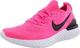 Nike Epic React Flyknit 2 pink blast/white/black (Damen) (BQ8927-601)