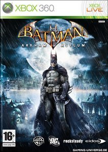Batman - Arkham Asylum (English) (Xbox 360)