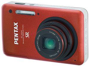Pentax Optio S1 red (15976)