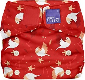 Bambino Mio Miosolo All-in-One Stoffwindel Starry Night, 4+kg, 1 Stück (SO STAR)