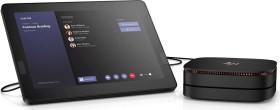 HP Elite Slice G2 USFF, Audio Ready mit Microsoft Teams Rooms, Core i5-7500T, 8GB RAM, 128GB SSD (8EN91AW#ABD)