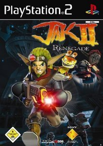Jak 2: Renegade (deutsch) (PS2) (96640 48)