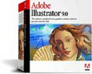 Adobe: Illustrator 9.0 (versch. Sprachen) (PC)