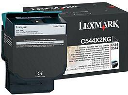 Lexmark Toner C544X2KG black high capacity
