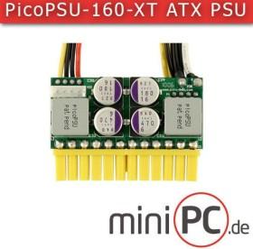 Mini-Box PicoPSU-160-XT 160W extern