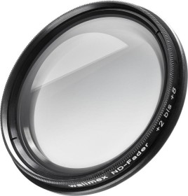 Walimex Pro Filter neutral grau ND-Fader ND2-ND8 58mm (17850)