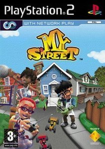 My Street (German) (PS2)