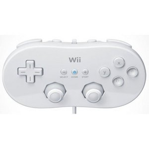 Nintendo Wii Classic controller (Wii) (2110266)