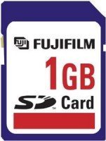 Fujifilm SD Card High Performance 512MB (40736124)