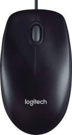 Logitech M90 Optical Mouse, USB (910-001794)