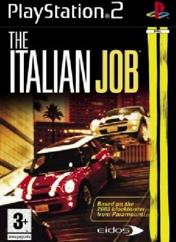 The Italian Job (niemiecki) (PS2) -- via Amazon Partnerprogramm