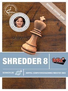 Shredder 8 (German) (PC)