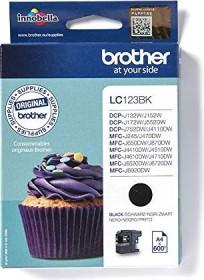 Brother ink LC123BK black