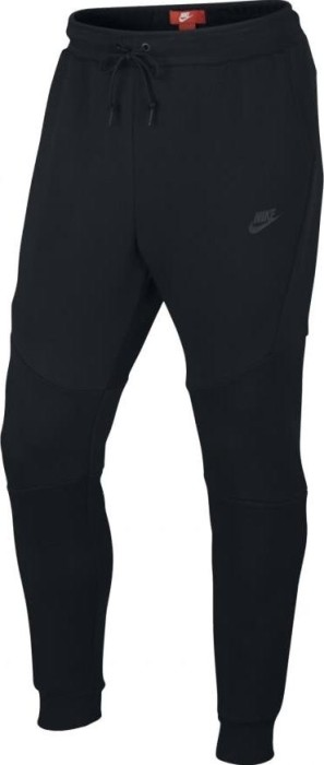b084b1cd00af19 Nike Tech Fleece Hose lang schwarz (Herren) (805162-010)