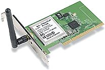 3Com 11Mbps Wireless LAN PCI Adapter (3CRDW696)