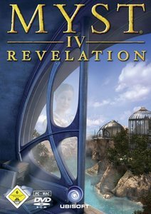 Myst 4: Revelation (niemiecki) (PC)