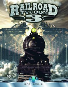 Railroad Tycoon 3 (German) (PC)