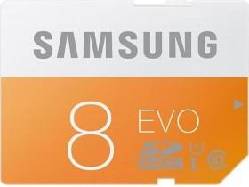 Samsung EVO SDHC 8GB, UHS-I, Class 10 (MB-SP08D/EU)
