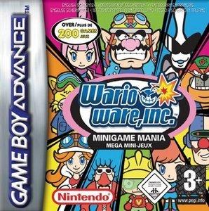 Wario Ware, Inc.: Minigame Mania (GBA)