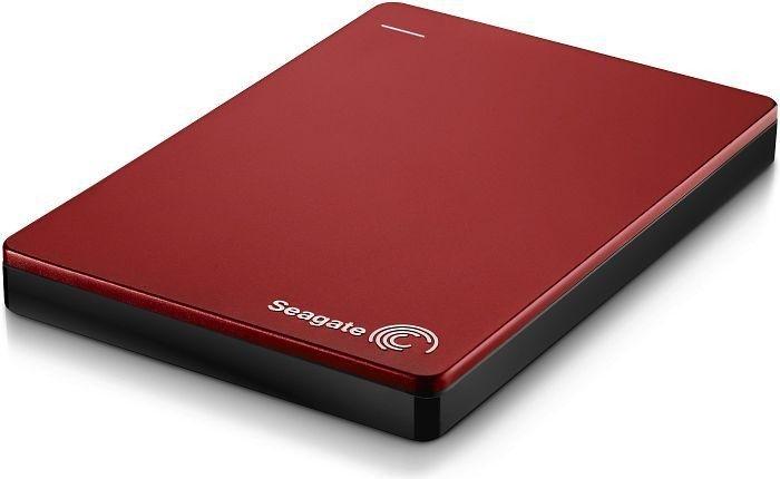 Seagate Backup Plus Slim Portable rot 2TB, USB 3.0 Micro-B (STDR2000203)