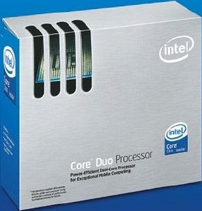 Intel Core Duo T2600, 2x 2.16GHz, boxed (BX80539T2600)