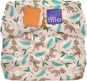 Bambino Mio Miosolo All-in-One Stoffwindel Wild Cat, 4+kg, 1 Stück (SO CAT)