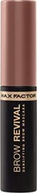 Max Factor Brow Revival Augenbrauengel 003 brown, 4.5g