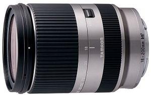 Tamron 18-200mm 3.5-6.3 Di III VC for Canon EF-M silver (B011EMS)