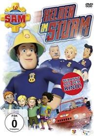 Feuerwehrmann Sam - Helden im Sturm (DVD)