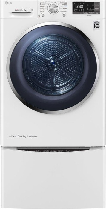 LG Electronics RT8DIH2 Wärmepumpentrockner