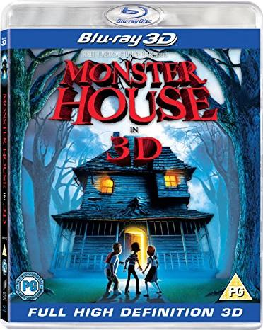 Monster House (3D) (Blu-ray) (UK) -- via Amazon Partnerprogramm
