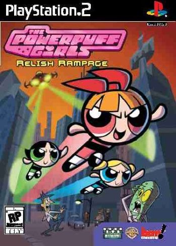 Powerpuff Girls: Relish Rampage (deutsch) (PS2) -- via Amazon Partnerprogramm