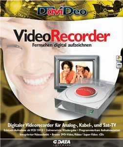 GData Software: DaViDeo VideoRecorder (PC)