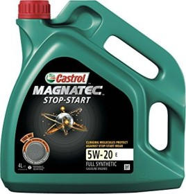 Castrol Magnatec Stop Start 5W-20 E 4l (159F3A)
