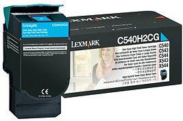 Lexmark Toner C540H2CG cyan