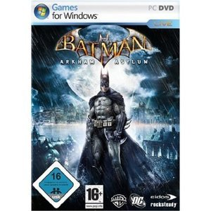 Batman - Arkham Asylum (English) (PC)