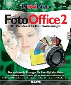 GData Software: DaViDeo FotoOffice 2 (PC)