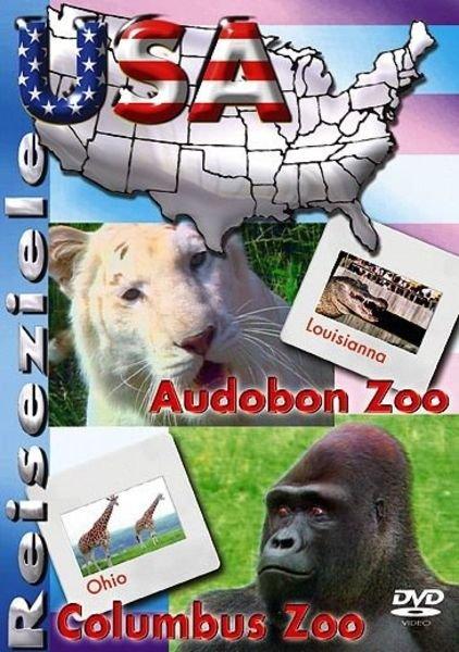 Reise: USA - Audubon Zoo, Columbus Zoo -- via Amazon Partnerprogramm