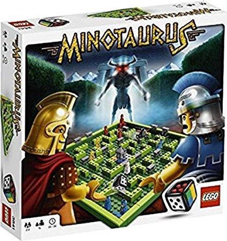 LEGO Minotaurus (3841) -- via Amazon Partnerprogramm