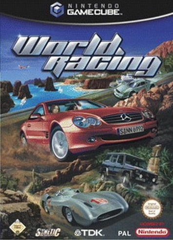 Mercedes-Benz World Racing (niemiecki) (GC) -- via Amazon Partnerprogramm