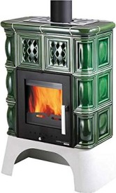Haas+Sohn Treviso II 339.15 Kacheln grün, perl-schwarz (0433915300000)