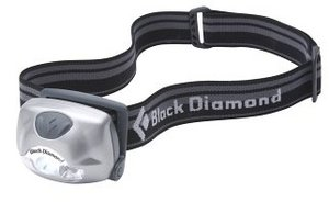 Black Diamond Cosmo head torch model 2012
