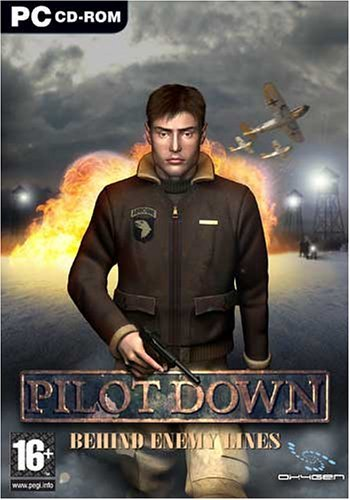 Pilot Down: Behind Enemy Lines (niemiecki) (PC) -- via Amazon Partnerprogramm