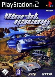 Mercedes-Benz World Racing (niemiecki) (PS2)