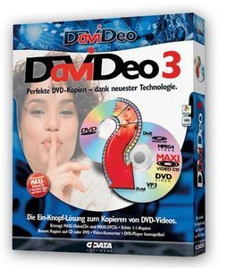 GData Software: DaViDeo 3 (PC)