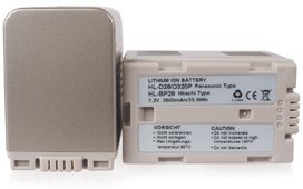 Hähnel HL-D28/D320 Li-Ion battery (1000 181.6)