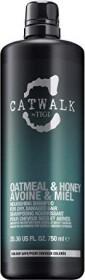 Bed Head Tigi Catwalk Oatmeal & Honey hair shampoo, 750ml