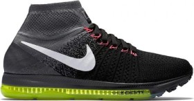 Nike Air zoom All Out Flyknit black/cool grey/volt/white (ladies) (845361-002)