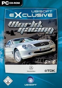 Mercedes-Benz World Racing (German) (PC)